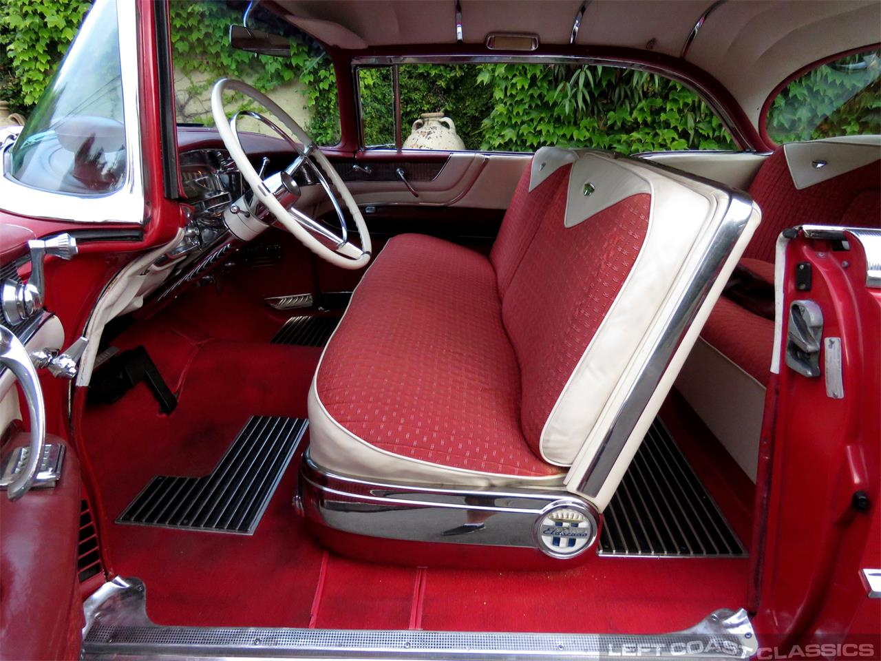 Large Picture of 1956 Cadillac Eldorado Seville - $39,500.00 Offered by Left Coast Classics - QD3M