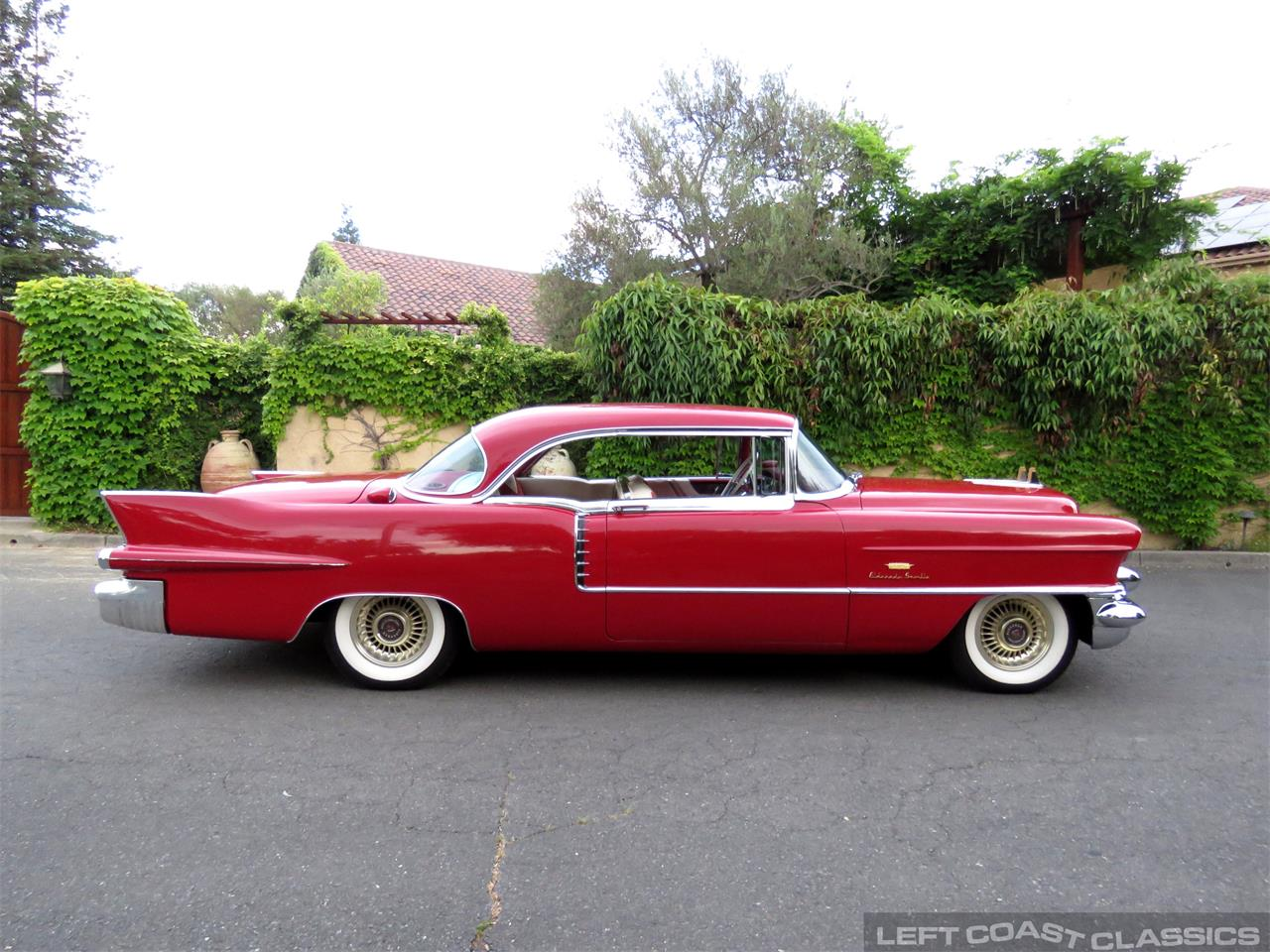 Large Picture of Classic 1956 Eldorado Seville Offered by Left Coast Classics - QD3M
