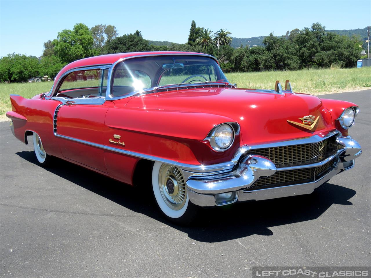 Large Picture of 1956 Eldorado Seville Offered by Left Coast Classics - QD3M