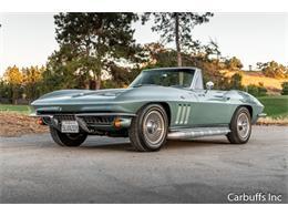 Picture of Classic 1966 Chevrolet Corvette located in California - QDC7