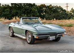 Picture of 1966 Chevrolet Corvette located in Concord California - QDC7