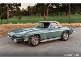 Picture of Classic '66 Chevrolet Corvette - $54,950.00 Offered by Carbuffs - QDC7