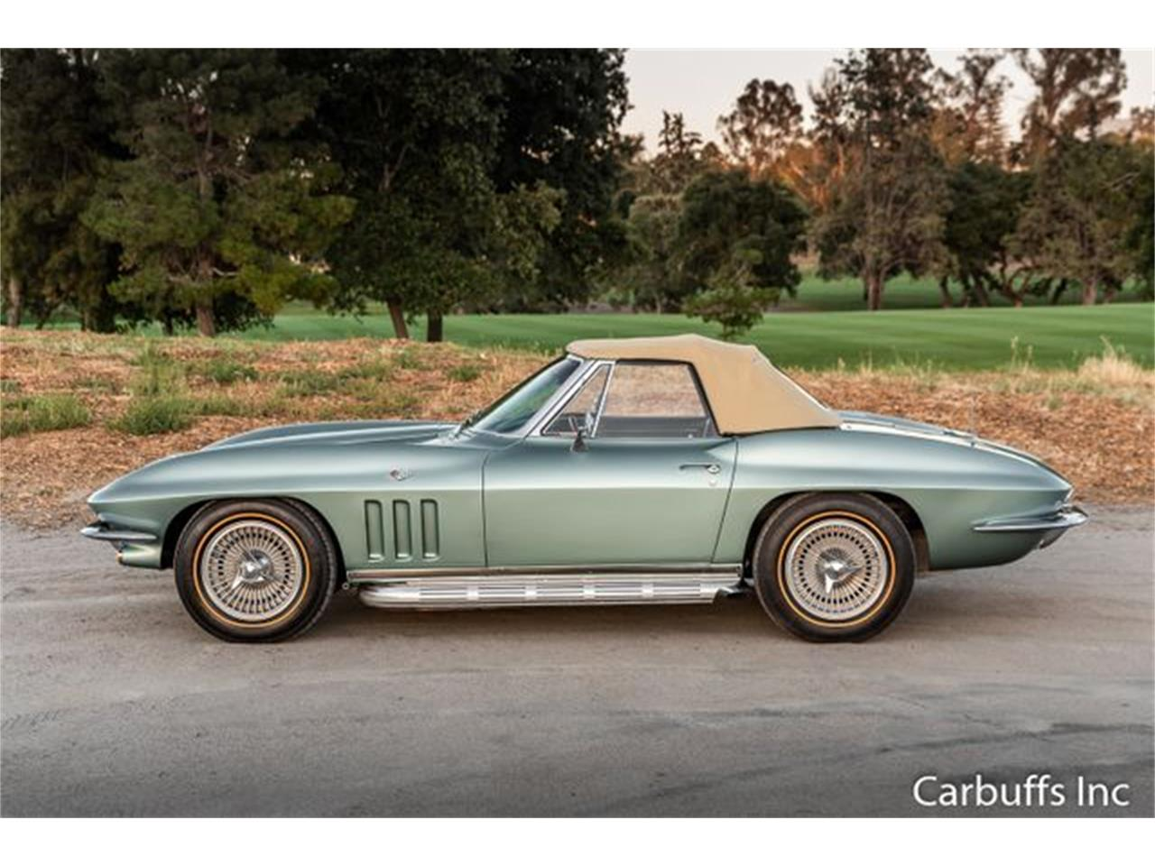 Large Picture of '66 Corvette - QDC7