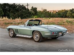 Picture of 1966 Chevrolet Corvette located in California - $54,950.00 Offered by Carbuffs - QDC7
