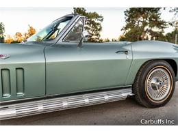 Picture of Classic '66 Chevrolet Corvette Offered by Carbuffs - QDC7