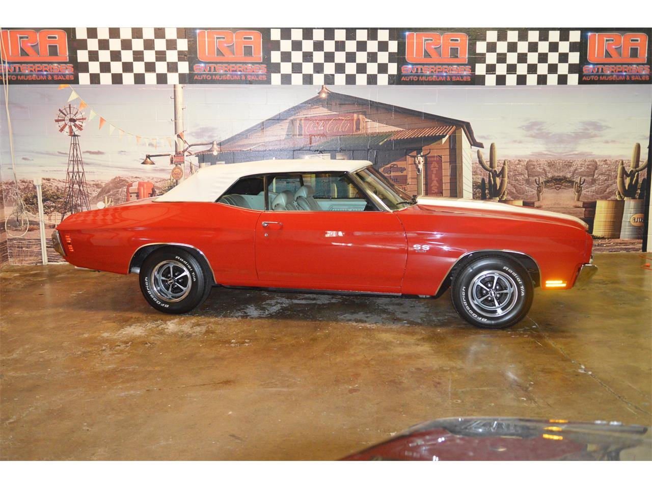 Large Picture of '70 Chevelle SS - QFSB