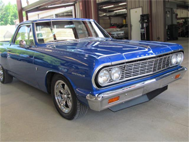 Picture of Classic '64 El Camino Auction Vehicle Offered by  - QFSI