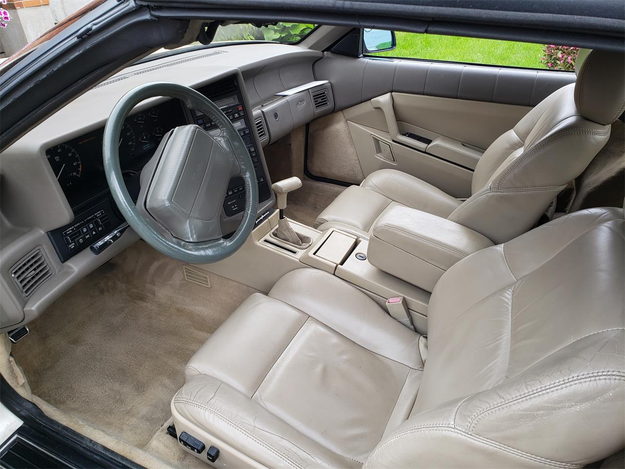 Large Picture of '93 Cadillac Allante Offered by a Private Seller - QFSM