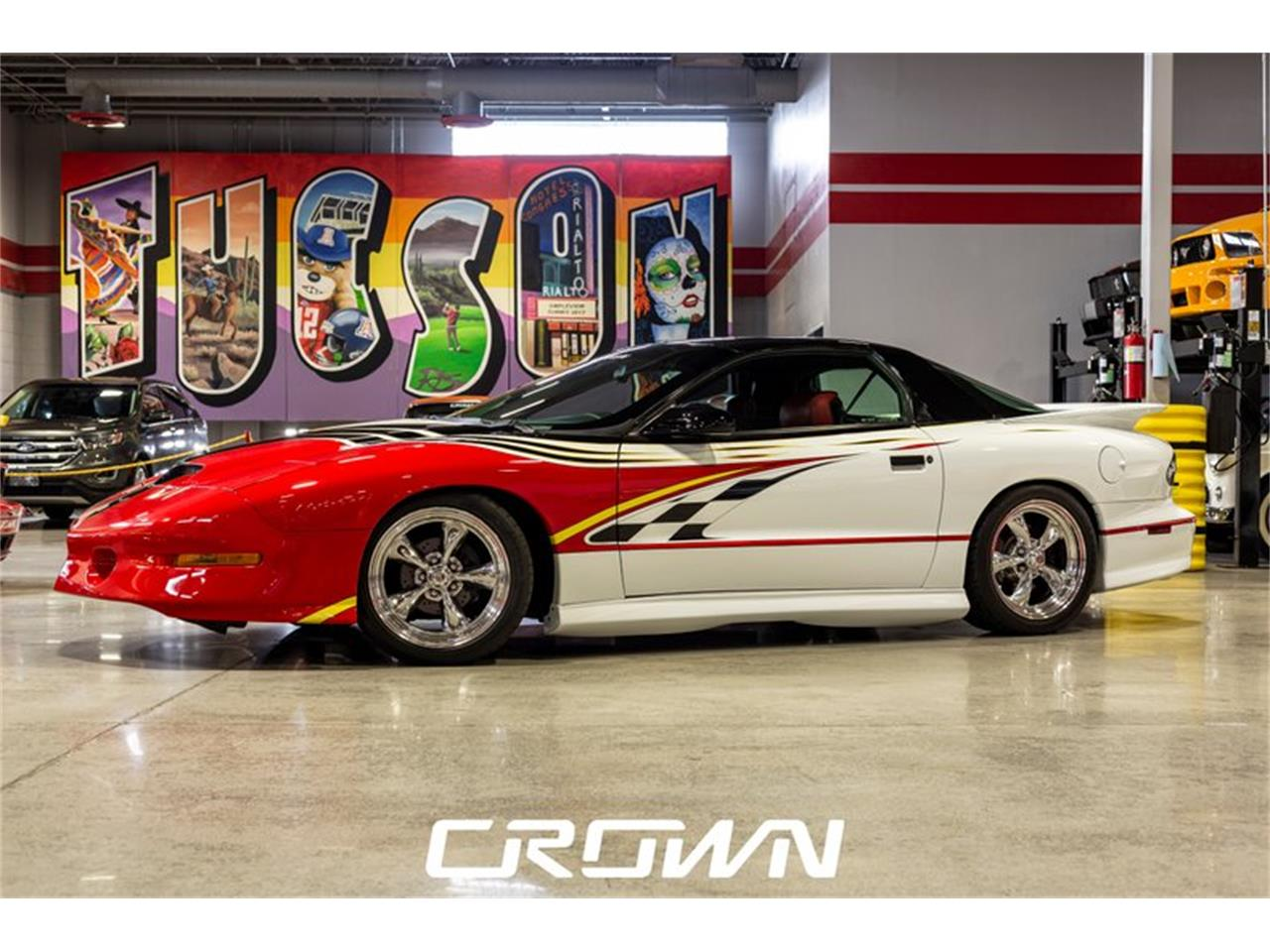 Large Picture of '96 Firebird Trans Am - QDCH