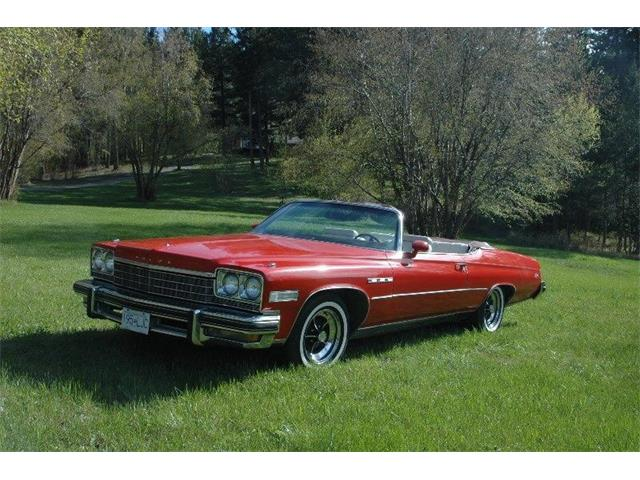 Picture of 1975 LeSabre located in Bothell Washington - $14,725.00 Offered by a Private Seller - QFSX