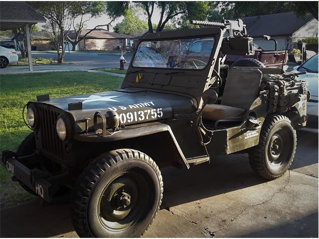 Picture of Classic '52 Willys Jeep located in Schertz Texas - $21,500.00 Offered by a Private Seller - QFSY