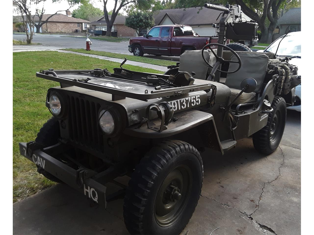 Large Picture of '52 Jeep - QFSY