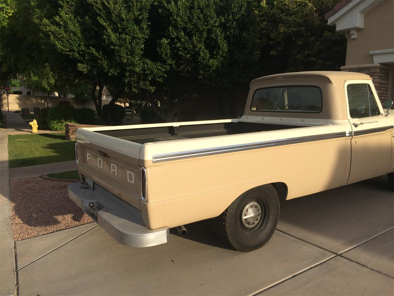 Large Picture of '66 Pickup - QFT0
