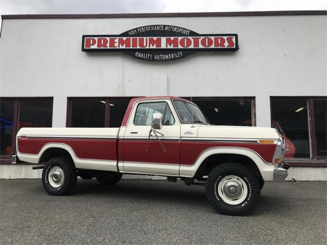 Picture of '79 F150 located in Tocoma Washington Offered by  - QDCJ