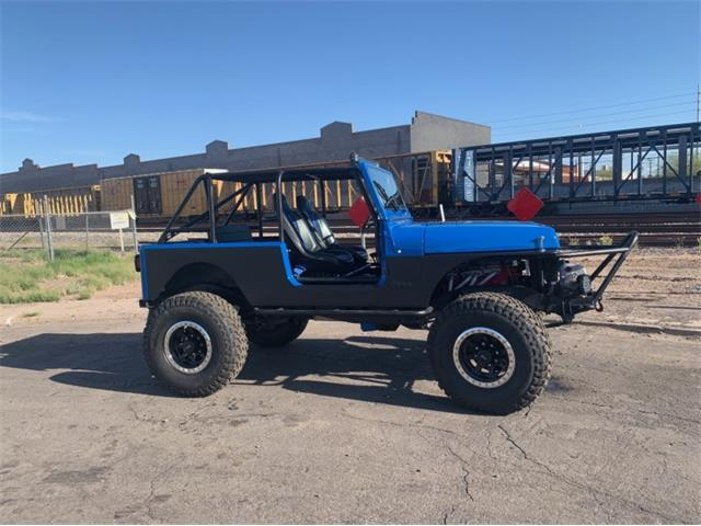 Picture of '88 Wrangler - QFTE