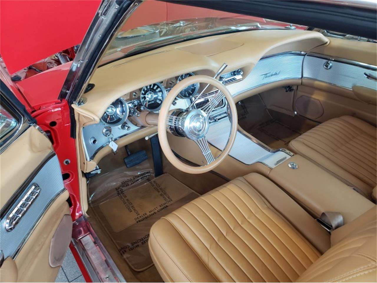 Large Picture of '62 Thunderbird - QFTL