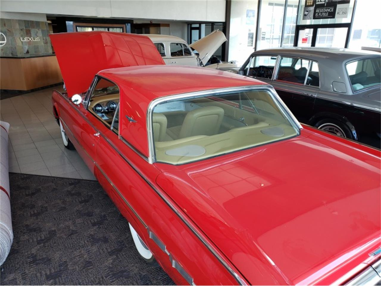 Large Picture of '62 Ford Thunderbird located in Nevada Offered by Motorsport Auction Group 797664 - QFTL