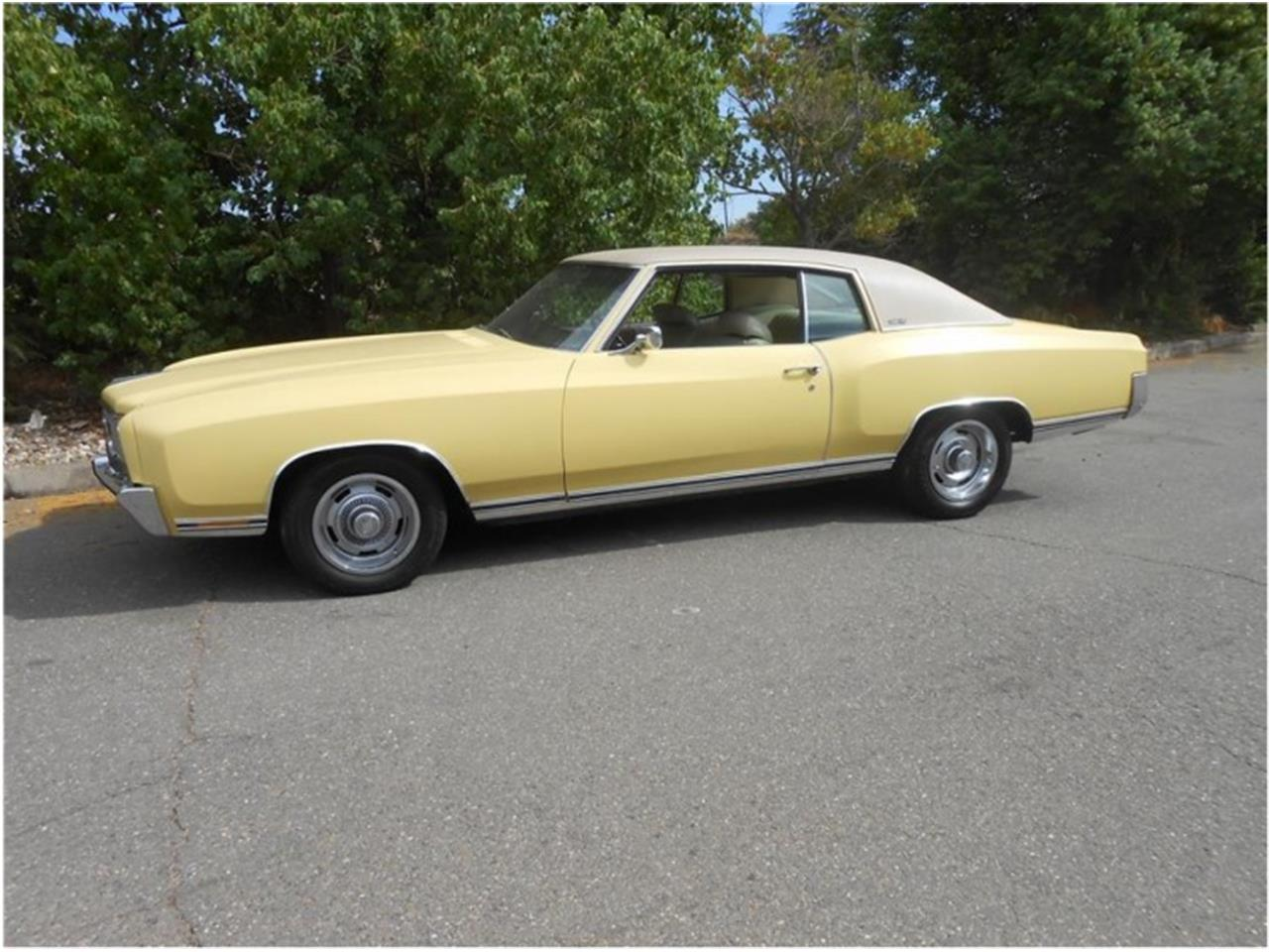 Large Picture of '72 Monte Carlo Auction Vehicle Offered by Motorsport Auction Group - QFTM