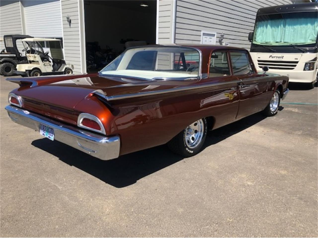 Large Picture of Classic 1960 Ford Galaxie Auction Vehicle Offered by Motorsport Auction Group - QFTO