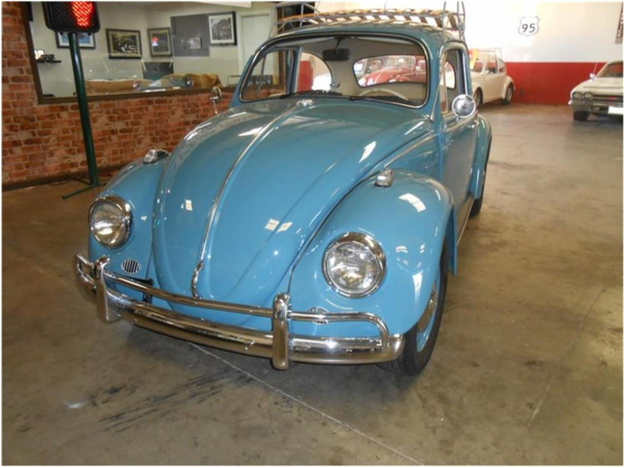 Large Picture of 1967 Volkswagen Beetle Offered by Motorsport Auction Group 797664 - QFTS