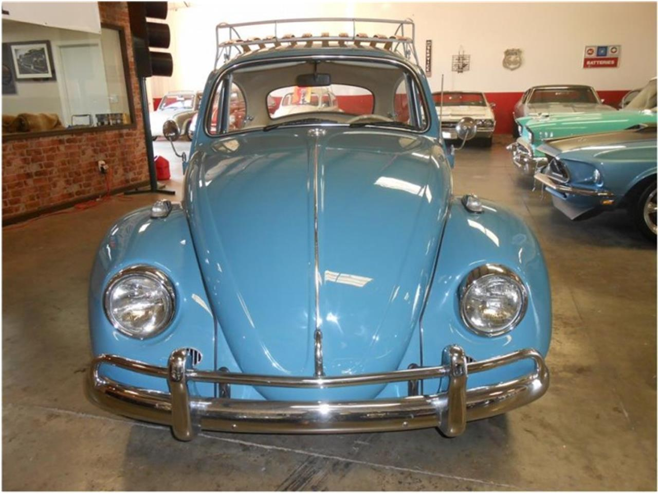 Large Picture of 1967 Volkswagen Beetle - QFTS