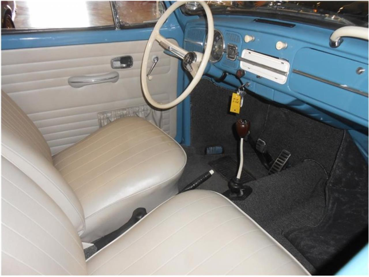 Large Picture of Classic '67 Beetle Auction Vehicle Offered by Motorsport Auction Group 797664 - QFTS