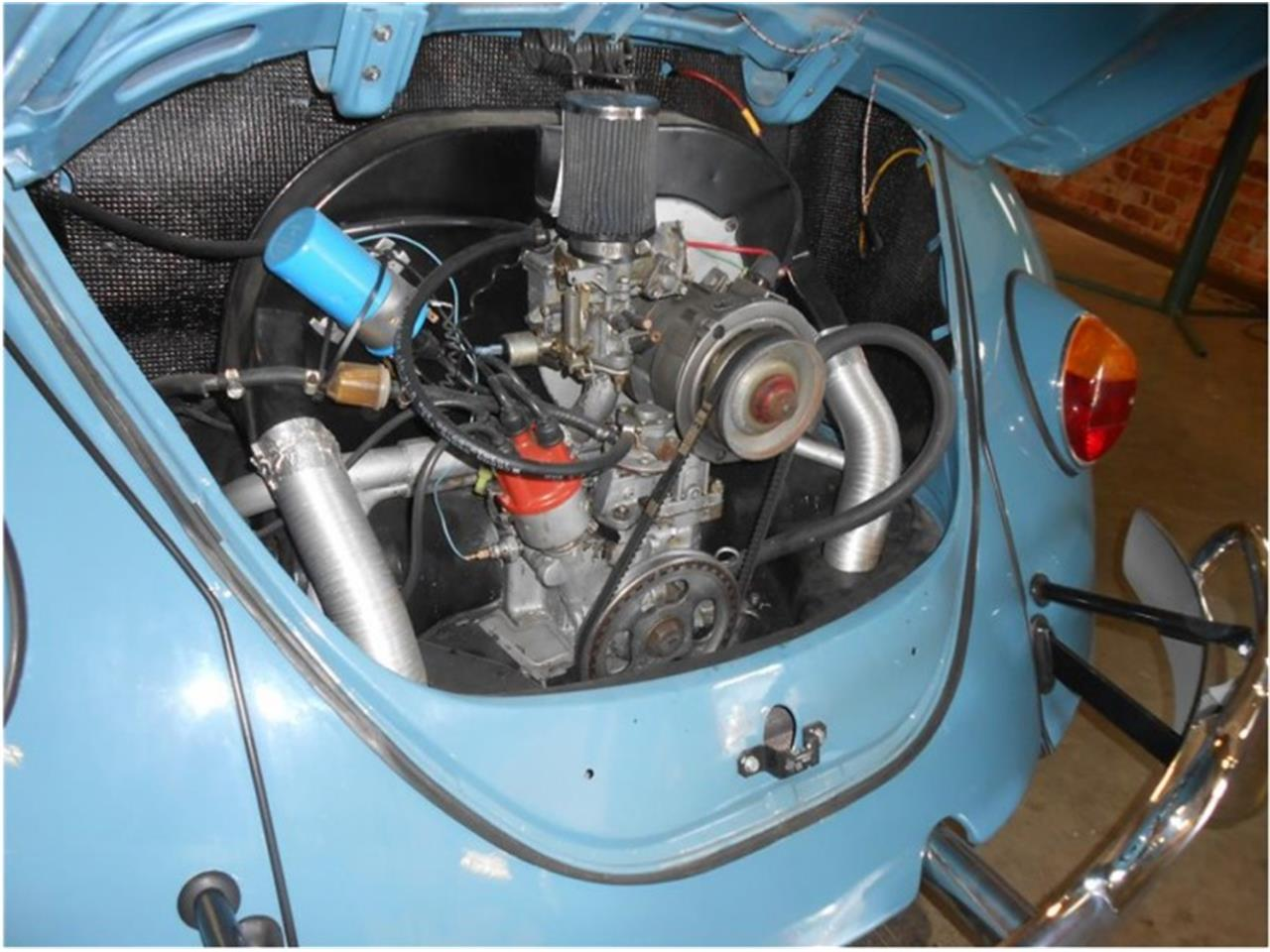 Large Picture of Classic 1967 Volkswagen Beetle located in Sparks Nevada - QFTS