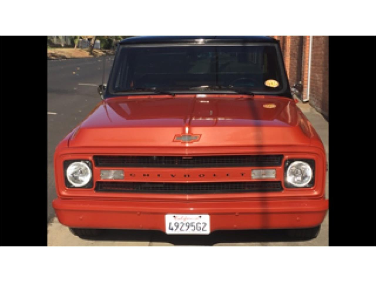 Large Picture of '69 C10 - QFU2