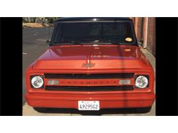 Picture of Classic 1969 Chevrolet C10 located in Sparks Nevada - QFU2