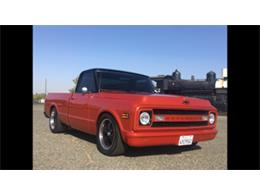 Picture of 1969 Chevrolet C10 located in Sparks Nevada Auction Vehicle Offered by Motorsport Auction Group 797664 - QFU2