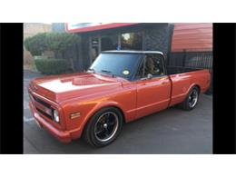 Picture of Classic '69 C10 located in Nevada Offered by Motorsport Auction Group 797664 - QFU2
