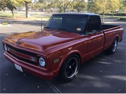 Picture of Classic '69 C10 Auction Vehicle Offered by Motorsport Auction Group 797664 - QFU2