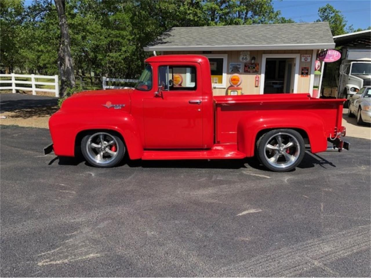 Large Picture of '56 F100 - QFU3