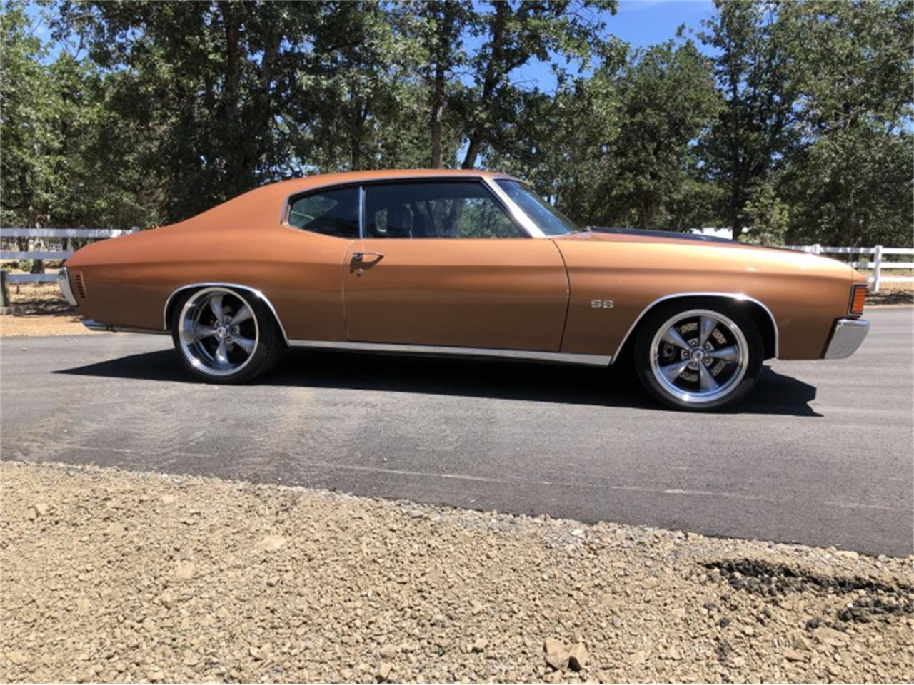 Large Picture of '72 Chevelle - QFUF