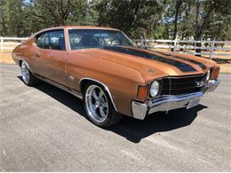 Picture of Classic 1972 Chevrolet Chevelle located in Sparks Nevada - QFUF