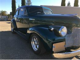 Picture of 1940 Chevrolet Deluxe Auction Vehicle Offered by Motorsport Auction Group 797664 - QFUO