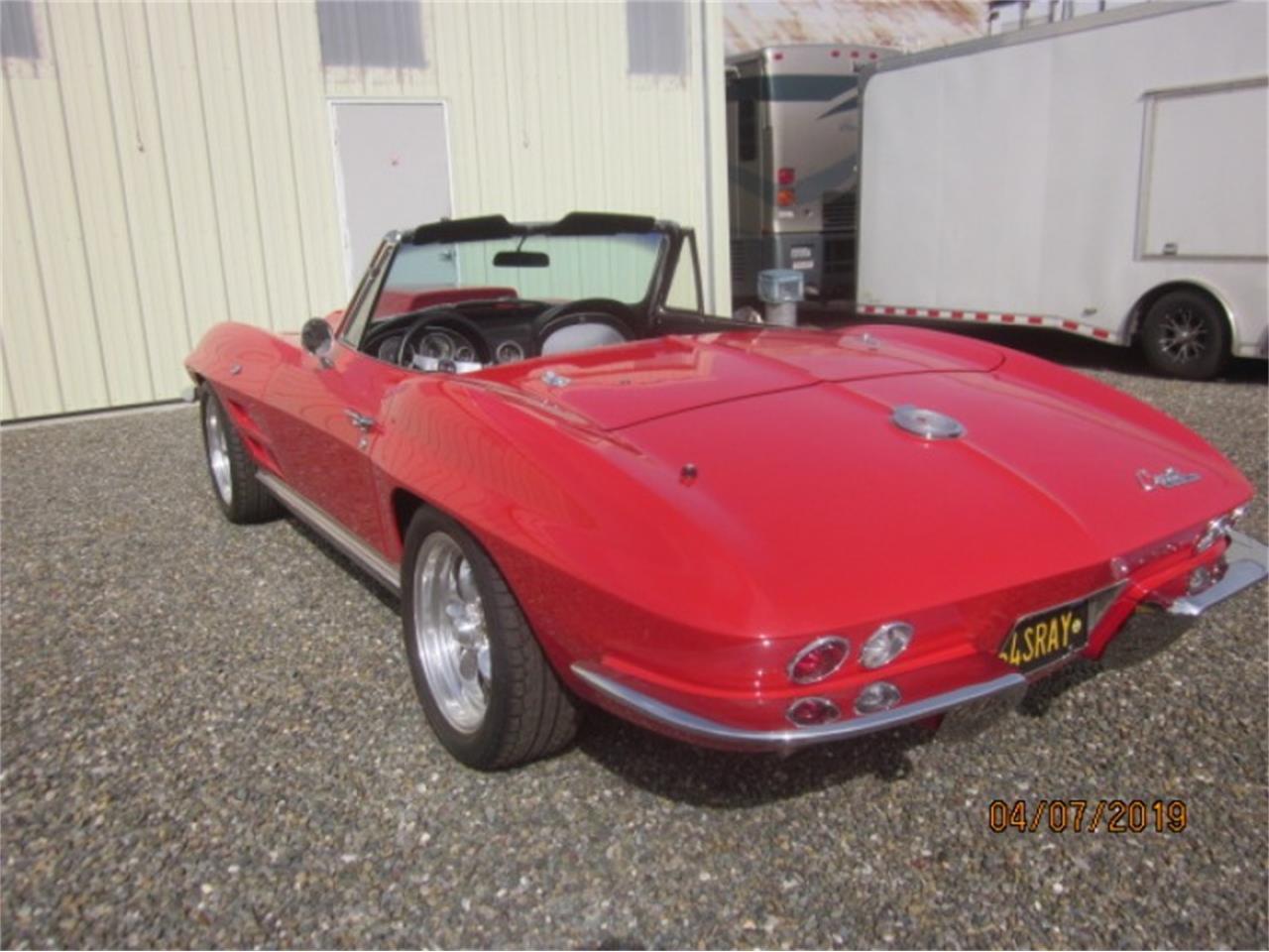 Large Picture of '64 Corvette - QFV4