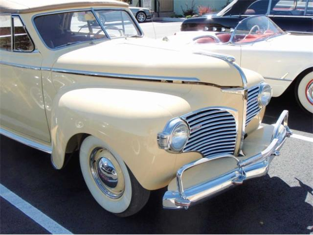 Picture of Classic '41 Dodge Deluxe located in Nevada Auction Vehicle - QFV5