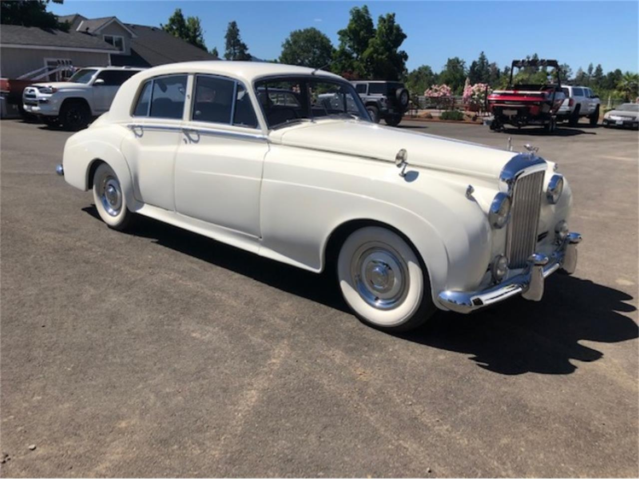 Large Picture of '58 Bentley Saloon located in Sparks Nevada Auction Vehicle Offered by Motorsport Auction Group 797664 - QFV9