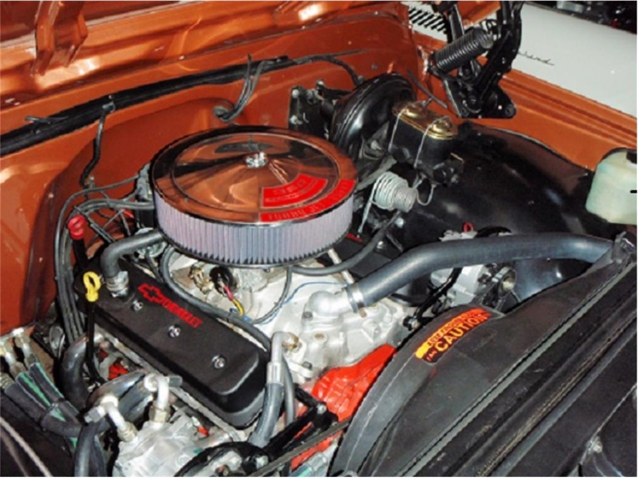 Large Picture of 1970 Chevrolet C10 Auction Vehicle Offered by Motorsport Auction Group - QFVA