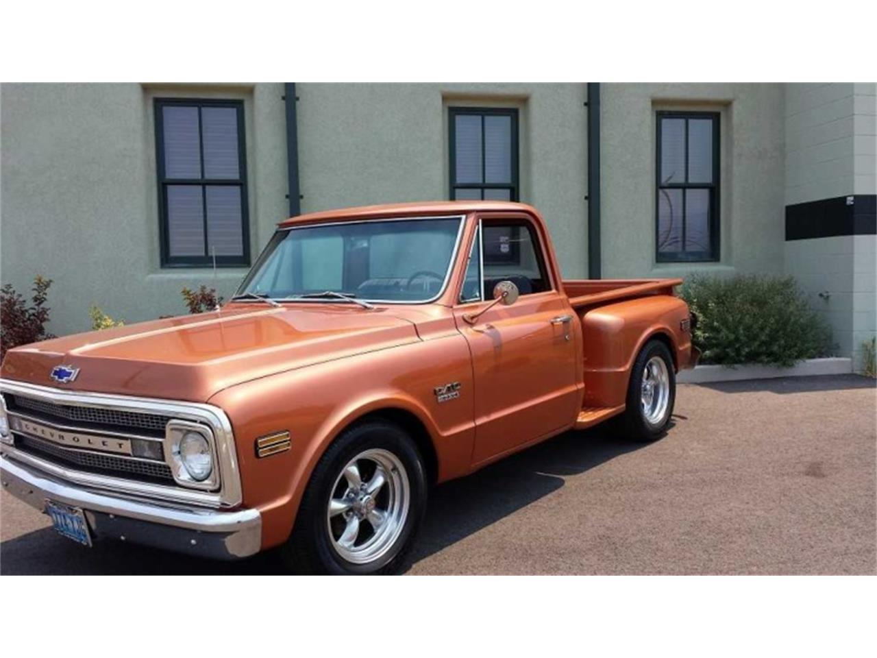 Large Picture of Classic 1970 Chevrolet C10 located in Sparks Nevada - QFVA