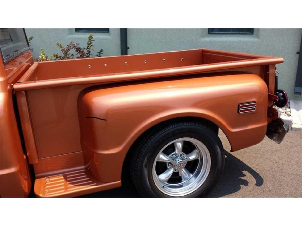 Large Picture of Classic 1970 C10 located in Sparks Nevada - QFVA