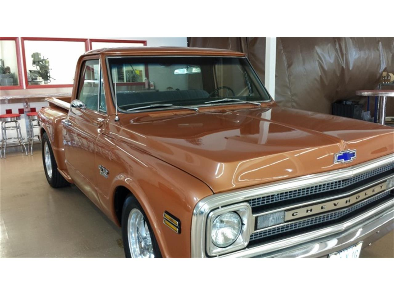 Large Picture of Classic '70 Chevrolet C10 located in Sparks Nevada Auction Vehicle - QFVA