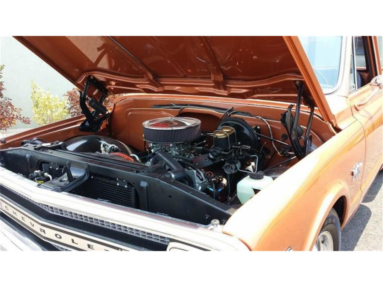 Large Picture of 1970 Chevrolet C10 located in Sparks Nevada Offered by Motorsport Auction Group - QFVA