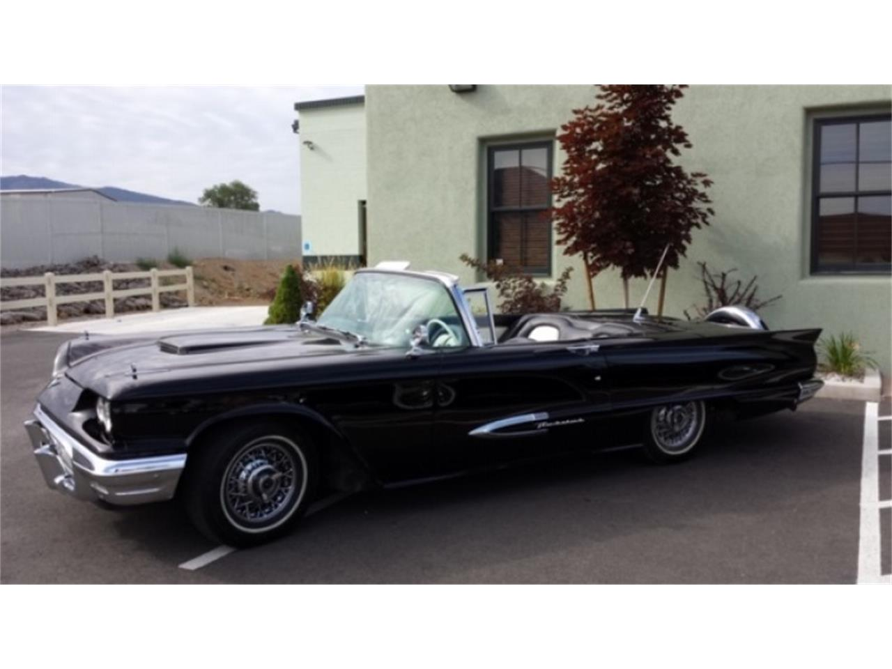 Large Picture of '59 Thunderbird located in Sparks Nevada Offered by Motorsport Auction Group - QFVE