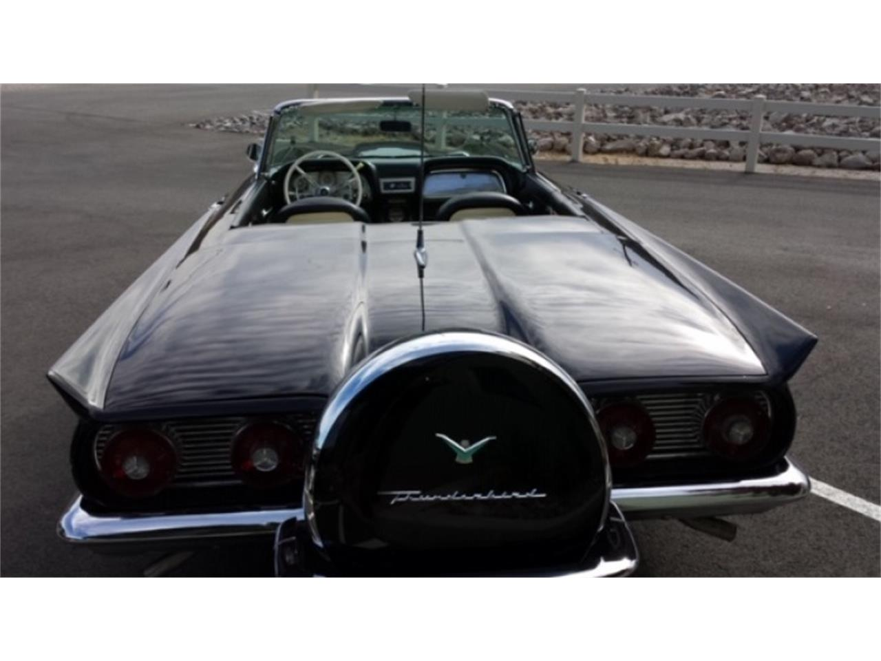 Large Picture of Classic 1959 Ford Thunderbird located in Sparks Nevada - QFVE