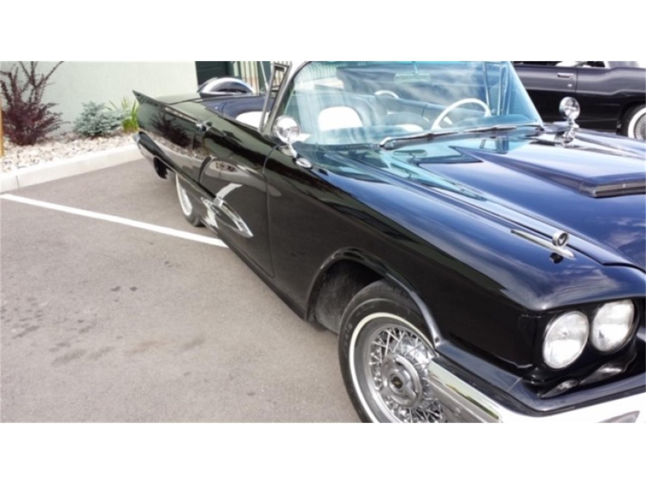 Large Picture of 1959 Thunderbird Auction Vehicle Offered by Motorsport Auction Group - QFVE