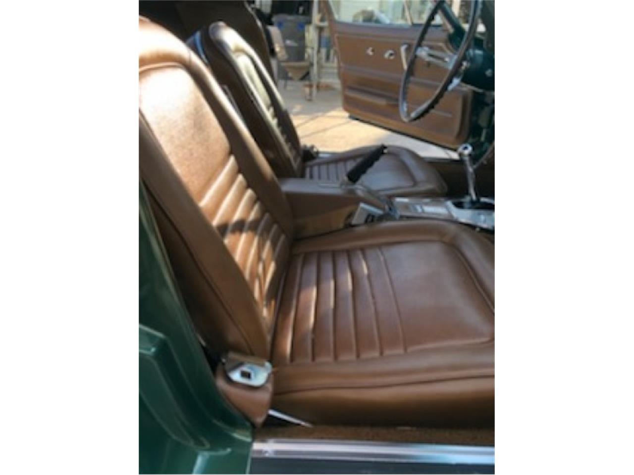 Large Picture of Classic 1967 Chevrolet Corvette Auction Vehicle - QFVJ
