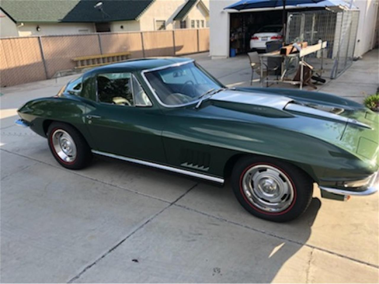 Large Picture of '67 Chevrolet Corvette - QFVJ