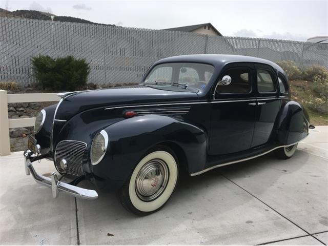 Picture of '38 Lincoln Zephyr located in Nevada Auction Vehicle Offered by  - QFVL